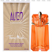 Thierry Mugler Alien Sunessence Edition Saphir Soleil туалетная вода объем 60 мл (ОРИГИНАЛ)
