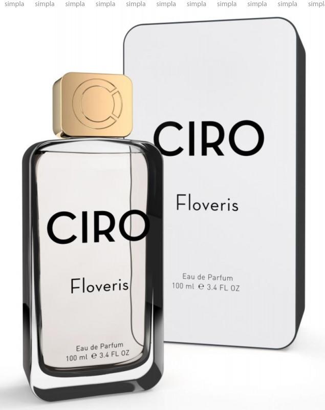 Parfums Ciro Floveris парфюмированная вода объем 100 мл тестер (ОРИГИНАЛ)