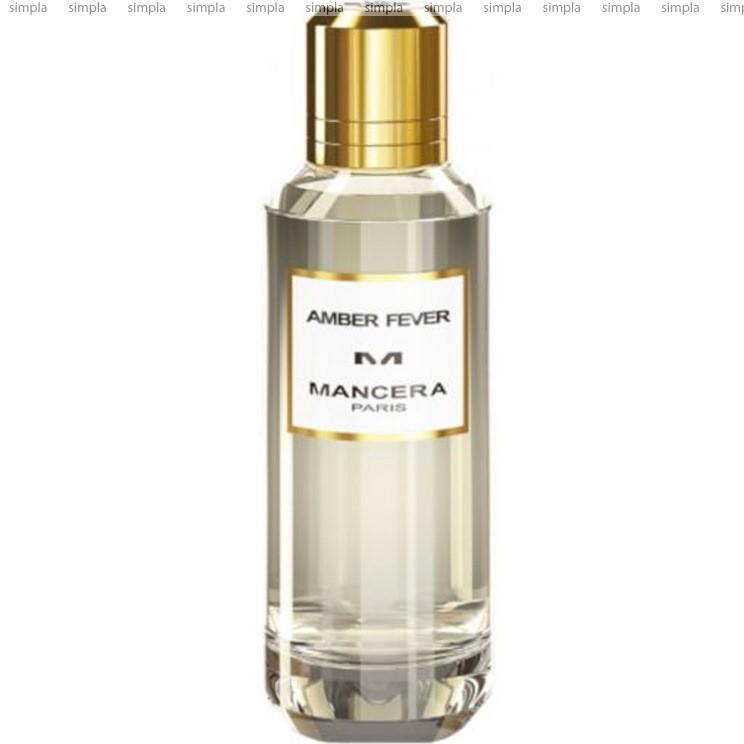 Mancera Amber Fever парфюмированная вода объем 8 мл (ОРИГИНАЛ)