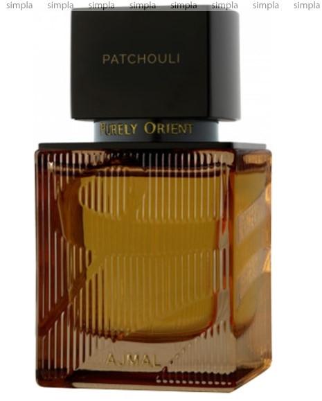 Ajmal Purely Orient Patchouli парфюмированная вода объем 75 мл (ОРИГИНАЛ)