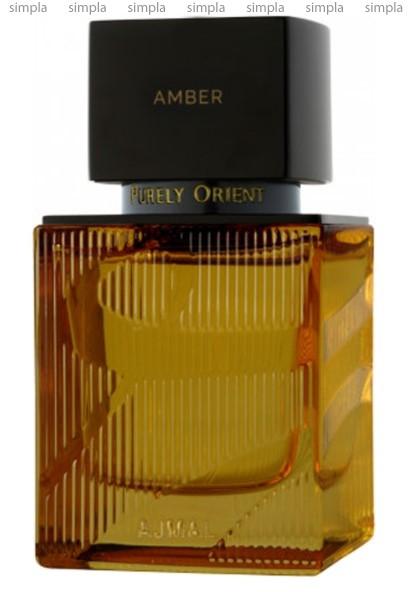 Ajmal Purely Orient Amber парфюмированная вода объем 75 мл (ОРИГИНАЛ)