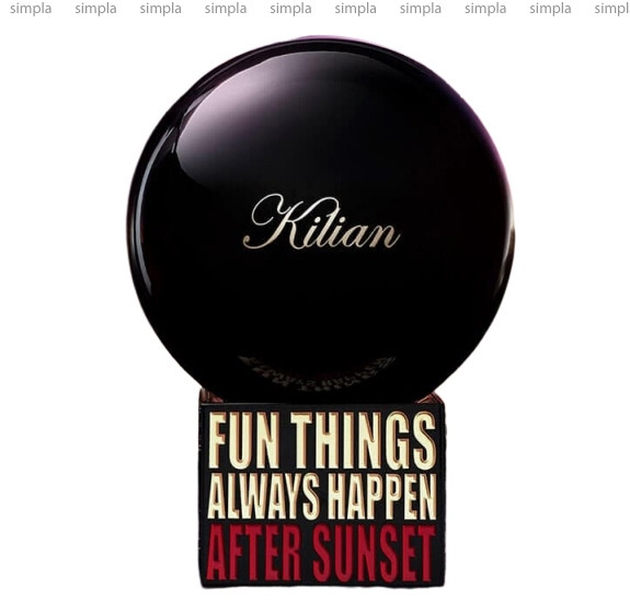 Kilian Fun Things Always Happen After Sunset парфюмированная вода объем 1,2 мл (ОРИГИНАЛ)