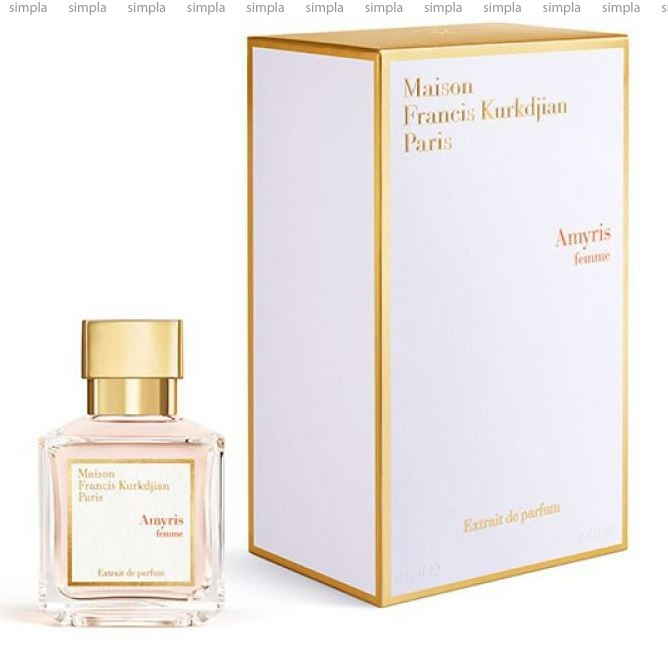 Maison Francis Kurkdjian Amyris Femme Extrait de Parfum духи объем 70 мл (ОРИГИНАЛ)