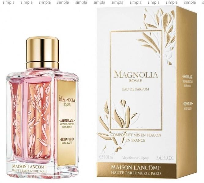 Lancome Magnolia Rosae парфюмированная вода объем 30 мл (ОРИГИНАЛ)