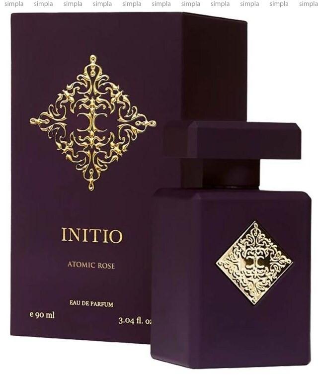 Initio Atomic Rose парфюмированная вода объем 90 мл тестер (ОРИГИНАЛ)
