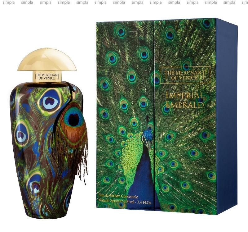 The Merchant of Venice Imperial Emerald парфюмированная вода объем 100 мл (ОРИГИНАЛ)
