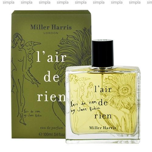 Miller Harris L'Air de Rien парфюмированная вода объем 100 мл тестер (ОРИГИНАЛ)