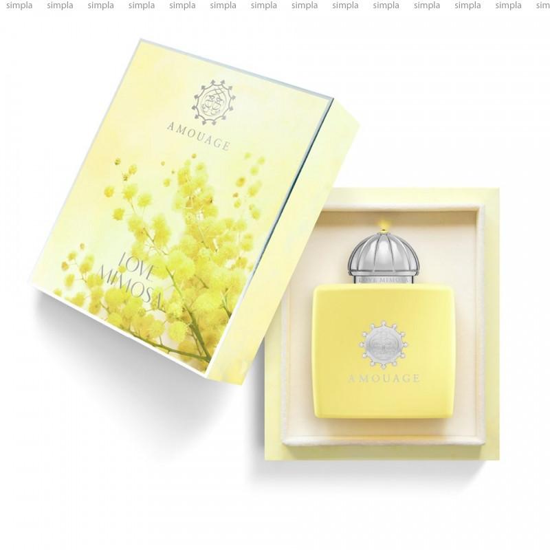 Amouage Love Mimosa парфюмированная вода объем 2 мл (ОРИГИНАЛ)