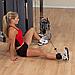Ремень для тренировки мышц бедра и ягодиц, нейлон с шерстяной подкладкой, фото 6