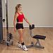 Ремень для тренировки мышц бедра и ягодиц, нейлон с шерстяной подкладкой, фото 9