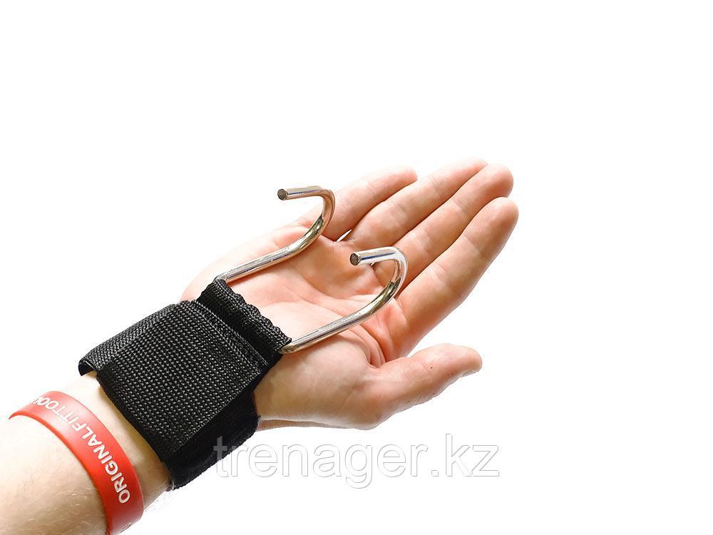 Ремни на запястье с крюками FT (пара)