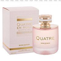 Boucheron Quatre En Rose парфюмированная вода объем 100 мл тестер (ОРИГИНАЛ)