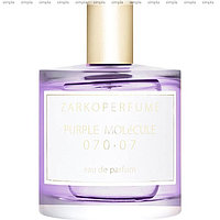 Zarkoperfume Purple Molecule 070.07 парфюмированная вода объем 2 мл (ОРИГИНАЛ)