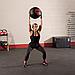 Тренировочный мяч мягкий WALL BALL 2,7 кг (6lb), фото 9