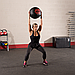 Тренировочный мяч мягкий WALL BALL 8,2 кг (18lb), фото 9