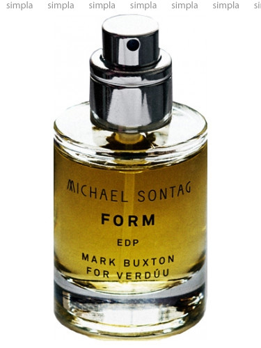 Mark Buxton Verduu Michael Sontag Form парфюмированная вода объем 15 мл тестер (ОРИГИНАЛ)
