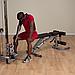 Упряжь для тренировки мышц шеи Body-Solid, фото 2