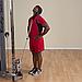 Упряжь для тренировки мышц шеи Body-Solid, фото 5