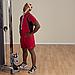 Упряжь для тренировки мышц шеи кожаная, фото 7