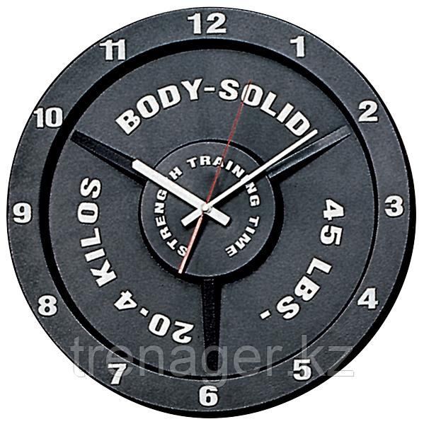 Часы настенные в виде олимпийского диска