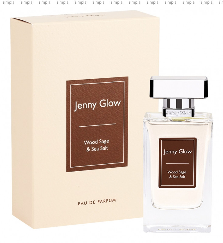 Jenny Glow Wood Sage & Sea парфюмированная вода объем 80 мл (ОРИГИНАЛ)