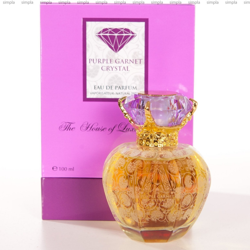 Attar Collection Purple Garnet Crystal парфюмированная вода объем 100 мл тестер (ОРИГИНАЛ)