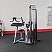 Блочный тренажер бицепс-трицепс с весовым стеком 95 кг, фото 8
