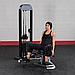 Блочный тренажер приведение-отведение ног сидя Body-Solid GIOT-STK, фото 8