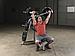 Вертикальный жим сидя Body-Solid LVSP на свободном весе, фото 6
