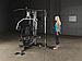 Вертикальный троссовый тренажер для мультистанций серии G, фото 2