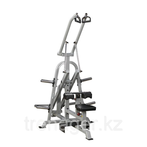 Верхняя тяга Body-Solid LVLA на свободном весе