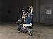 Верхняя тяга Body-Solid LVLA на свободном весе, фото 3