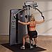 Двухпозиционный тренажер для грудных и дельтовидных мышц Body-Solid DPEC-SF, фото 3