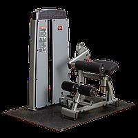 Двухпозиционный тренажер для пресса и спины Body-Solid DABB-SF