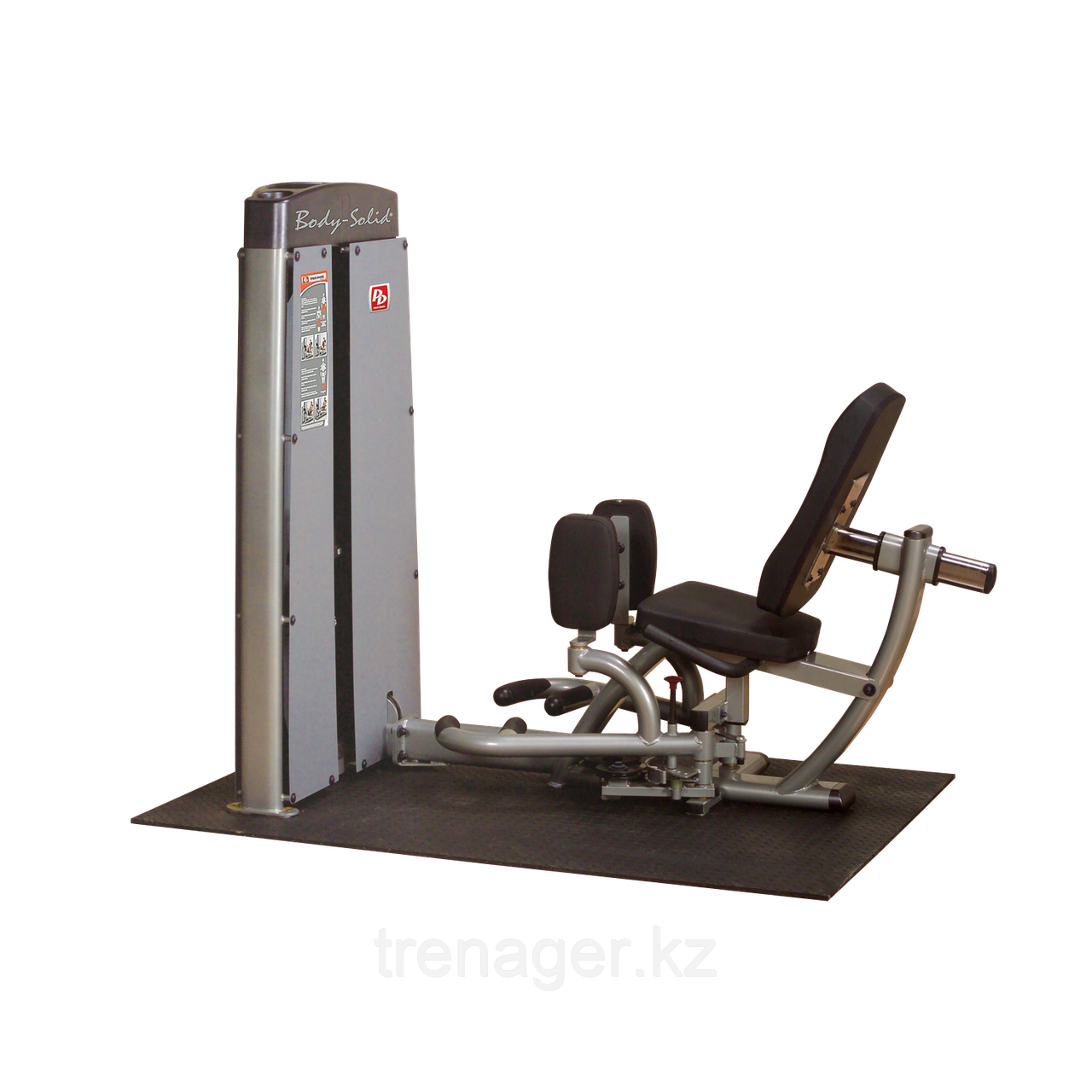 Двухпозиционный тренажер для приводящих и отводящих мышц бедра Body-Solid DIOT-SF