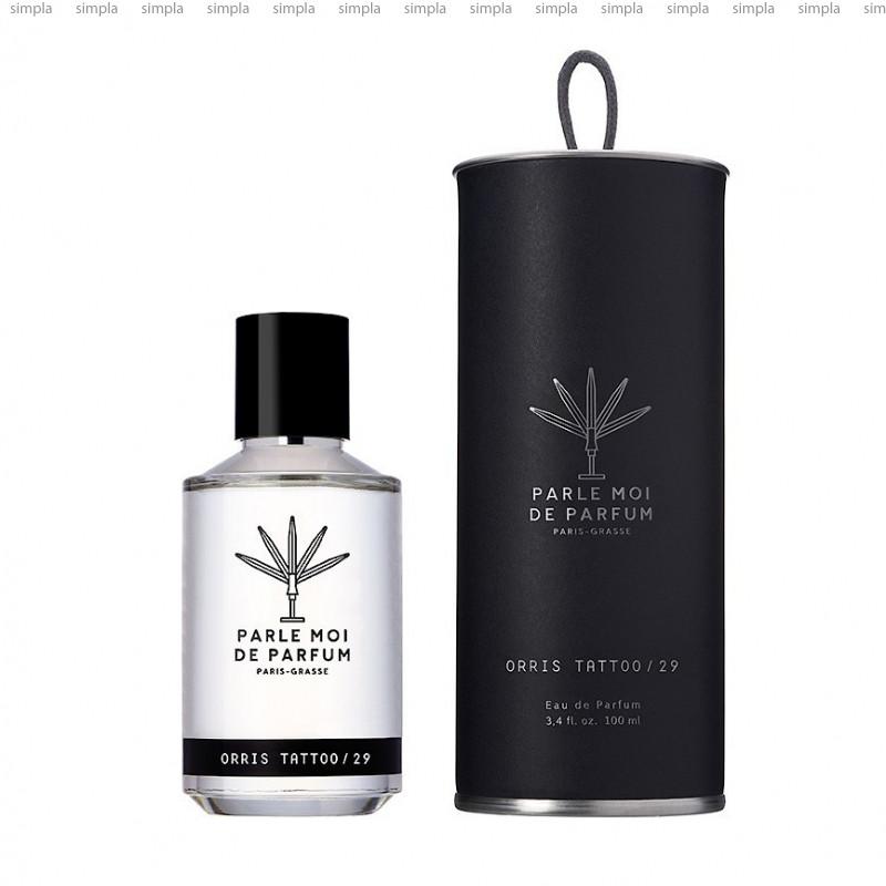 Parle Moi de Parfum Orris Tattoo парфюмированная вода объем 100 мл тестер (ОРИГИНАЛ)