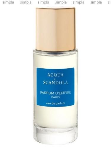 Parfum d'Empire Acqua di Scandola парфюмированная вода объем 50 мл (ОРИГИНАЛ)