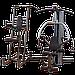 Мультистанция Body-Solid F500 с весовым стеком 95 кг, фото 5