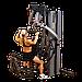 Мультистанция Body-Solid F600 с весовым стеком 140 кг, фото 2