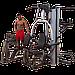 Мультистанция Body-Solid F600 с весовым стеком 95 кг, фото 5