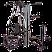 Мультистанция Body-Solid F600 с весовым стеком 95 кг, фото 6