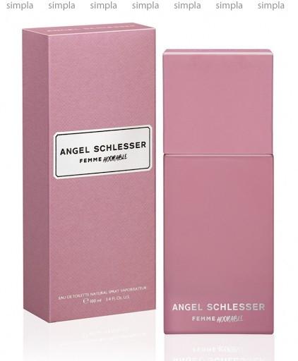 Angel Schlesser Femme Adorable туалетная вода объем 100 мл тестер (ОРИГИНАЛ)