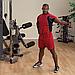 ОПЦИЯ к DGYM Многофункциональный вертикальный тросовый тренажер с весовым стеком 95 кг, фото 3