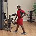 ОПЦИЯ к DGYM Многофункциональный вертикальный тросовый тренажер с весовым стеком 95 кг, фото 4