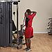 ОПЦИЯ к DGYM Многофункциональный вертикальный тросовый тренажер с весовым стеком 95 кг, фото 8