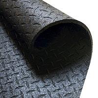 Покрытие резиновое для тренажерных залов 122х183х1,3 см