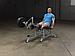 Разгибание ног сидя Body-Solid LVLE на свободном весе, фото 8