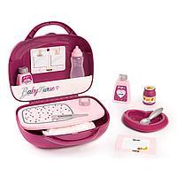 Набор няни в чемоданчике Smoby Baby Nurse 12 аксессуаров, фото 1