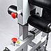 Римский стул регулируемый Body-Solid SGH500, фото 8