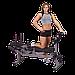 Скамья горизонтальная для тренировки мышц брюшного пресса Body-Solid GAB100 на свободных весах, фото 2